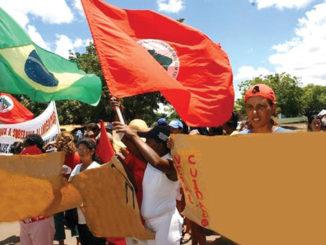 MST, em nota, denuncia a perseguição ao movimento.