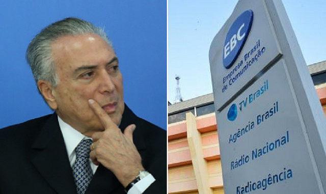 Para OEA, intervenções de Temer na EBC comprometem ferramenta de democratização da mídia / Lula Marques/AGPT/EBC